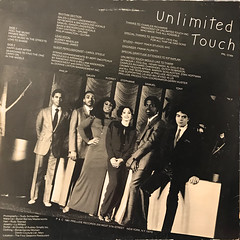 UNLIMITED TOUCH:UNLIMITED TOUCH(JACKET B)