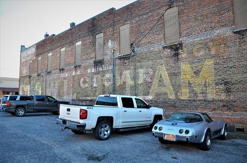 Alabama, Demopolis,  Bull Durham / Owl Cigar