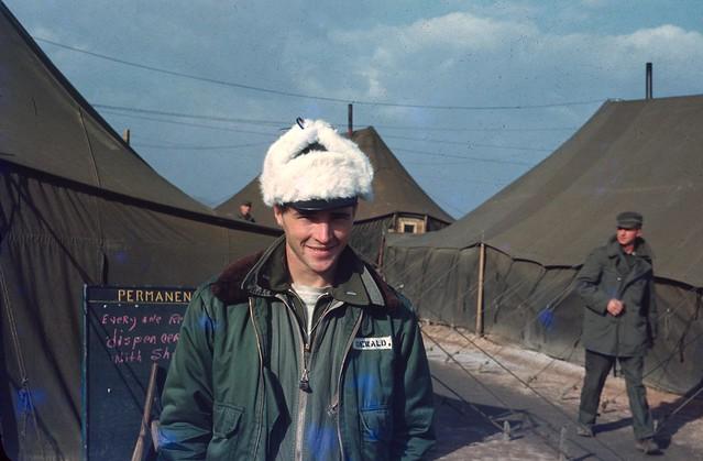 Bob Dewald, Kimpo Nov 1950