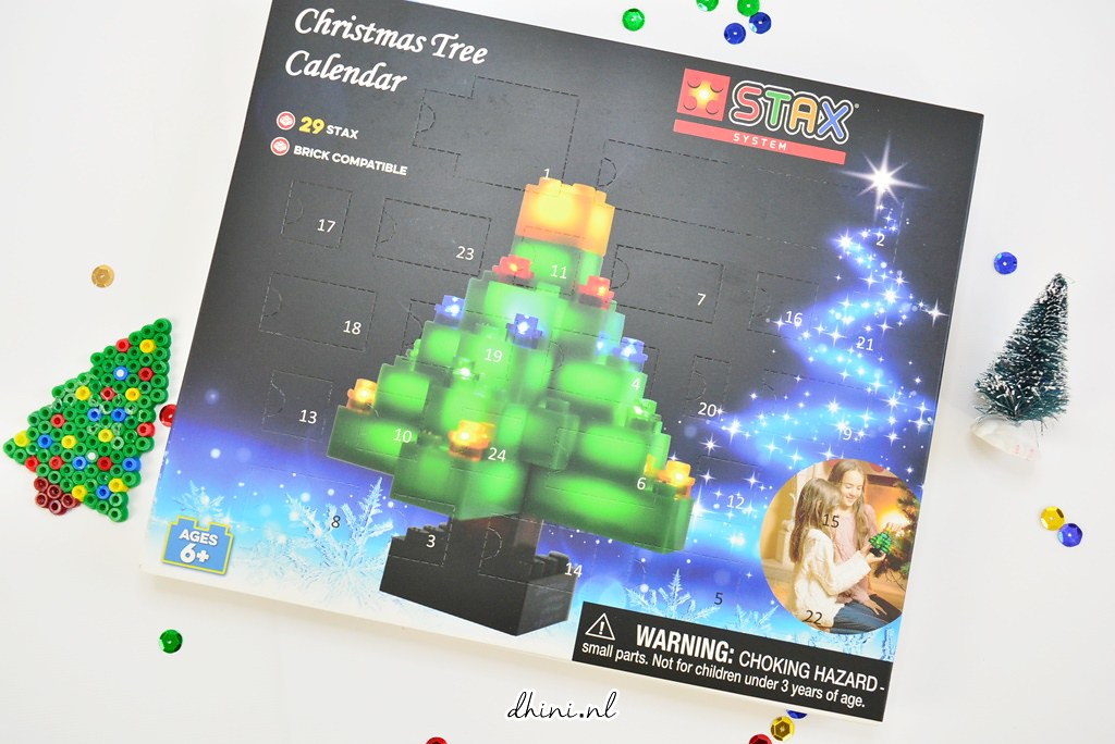 Adventskalender STAX Christmas Tree