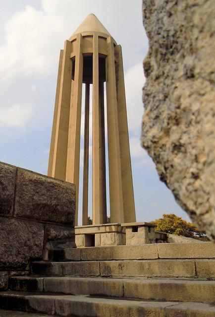 Avicenna tomb and mausoleum, Nikon COOLPIX S8000