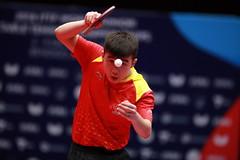 Junior Boys' Teams - Finals at the 2018 World Junior Table Tennis Championships