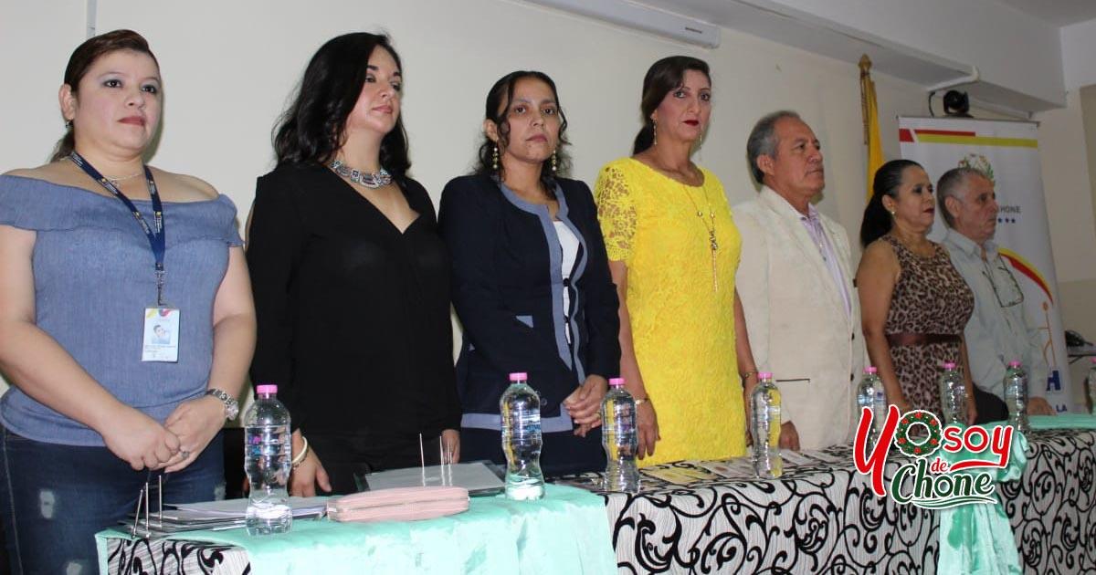 Grupos vulnerables cuentan con nuevos representantes en Chone