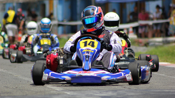 6 Etapa do Campeonato Baiano de Kart.