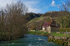 Jura - Château-Chalon