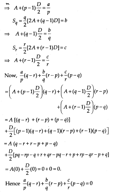 NCERT Solutions for Class 11 Maths Chapter 9 Sequences and Series 27