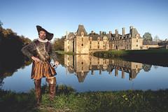 1617 - Gilles de Ruellan au Rocher-Portail - Photo of Montours