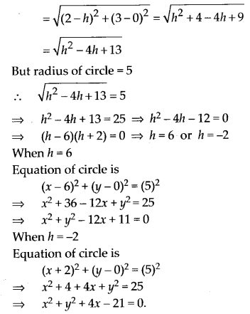 NCERT Solutions for Class 11 Maths Chapter 11 Conic Sections 3