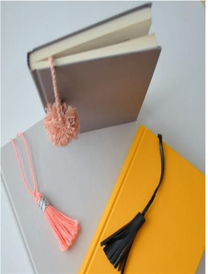 Top Trendy Bookmark Ideas for Good Reading #diy #gift #bookmarks_ideas #bookmarks_diy