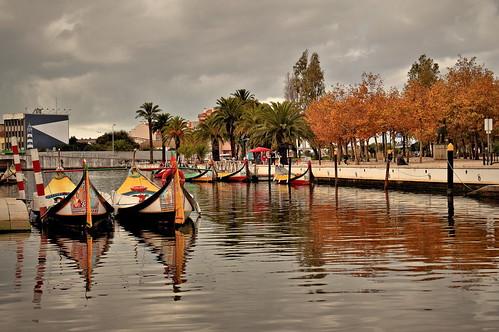 Autumn in Aveiro