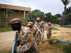 Libia: corsi di formazione per personale militare libico