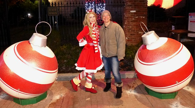 Patty with the Peppermint Princess