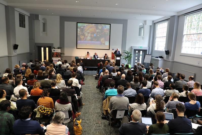 3ie London Evidence Week Conference 2018, 7-8 November
