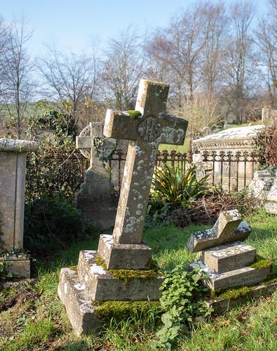 John Groves memorial, Litton Cheney