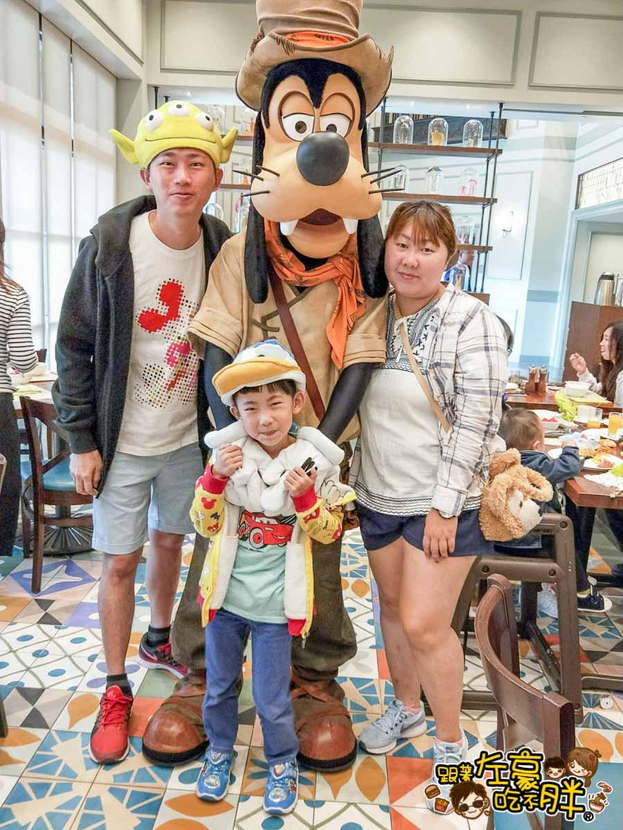香港迪士尼探索家度假酒店--29