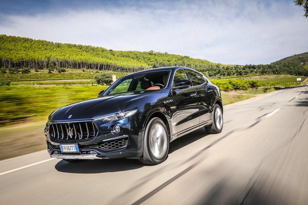 Comprar Maserati Levante