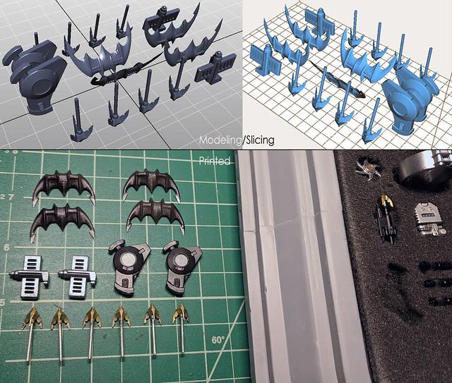 1/6 Scale 89 Batman Armory Custom (3D Print) 45220448664_6595213e8e_z