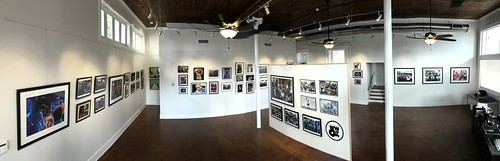 Guardians of the Groove photo show opening at Jazz & Heritage Gallery - 11.30.18. Photo by Ryan Hodgson-Rigsbee.