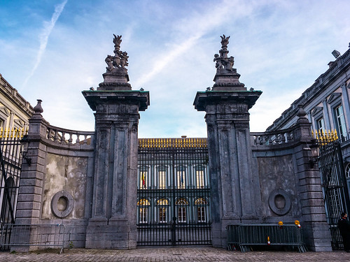 Palacio de Egmont