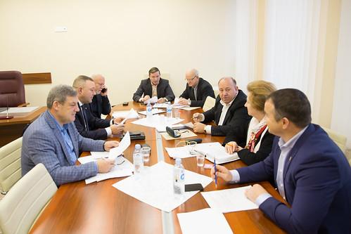 05.12.2018 Ședința Comisiei mediu și dezvoltare regională