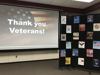 WHCL Veteran's Day Celebration: Student Perspective
