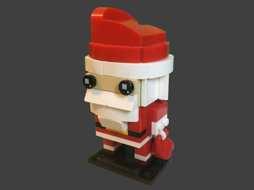Santa Brickhead
