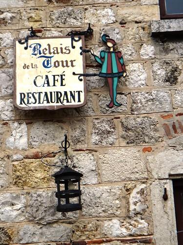 Ресторан на липовой площади