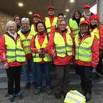 2018 - Okt. 28 - Mithilfe am Swiss City Marathon LU