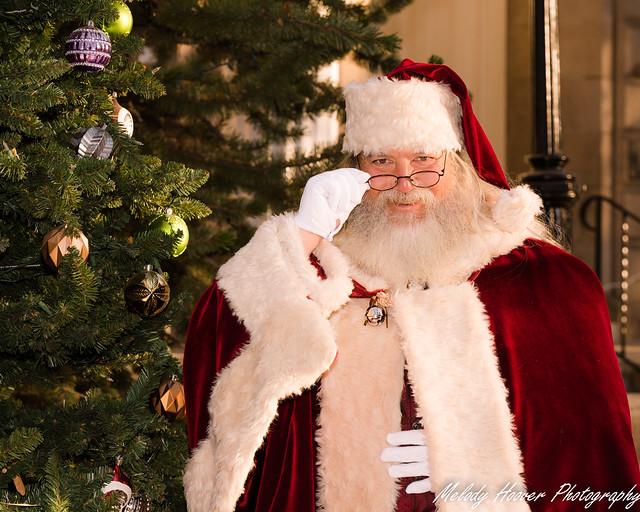 Santa - In Explore, Nikon D810, Sigma Macro 105mm F2.8 EX DG