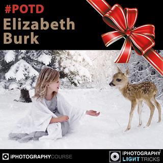 Elizabeth Burk #POTD