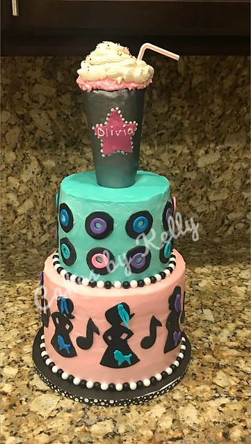 Cake from Cakes by Kelly Florida