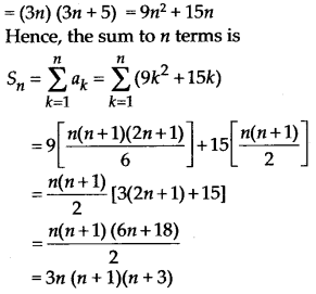 NCERT Solutions for Class 11 Maths Chapter 9 Sequences and Series 78