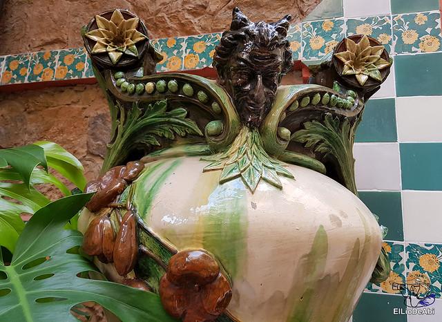 Casa Vicens primera casa modernista diseñada por Gaudi (4)