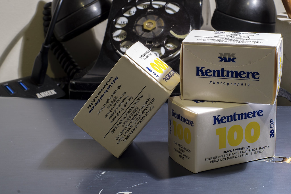 Film Review Blog No. 31 - Kentmere 100