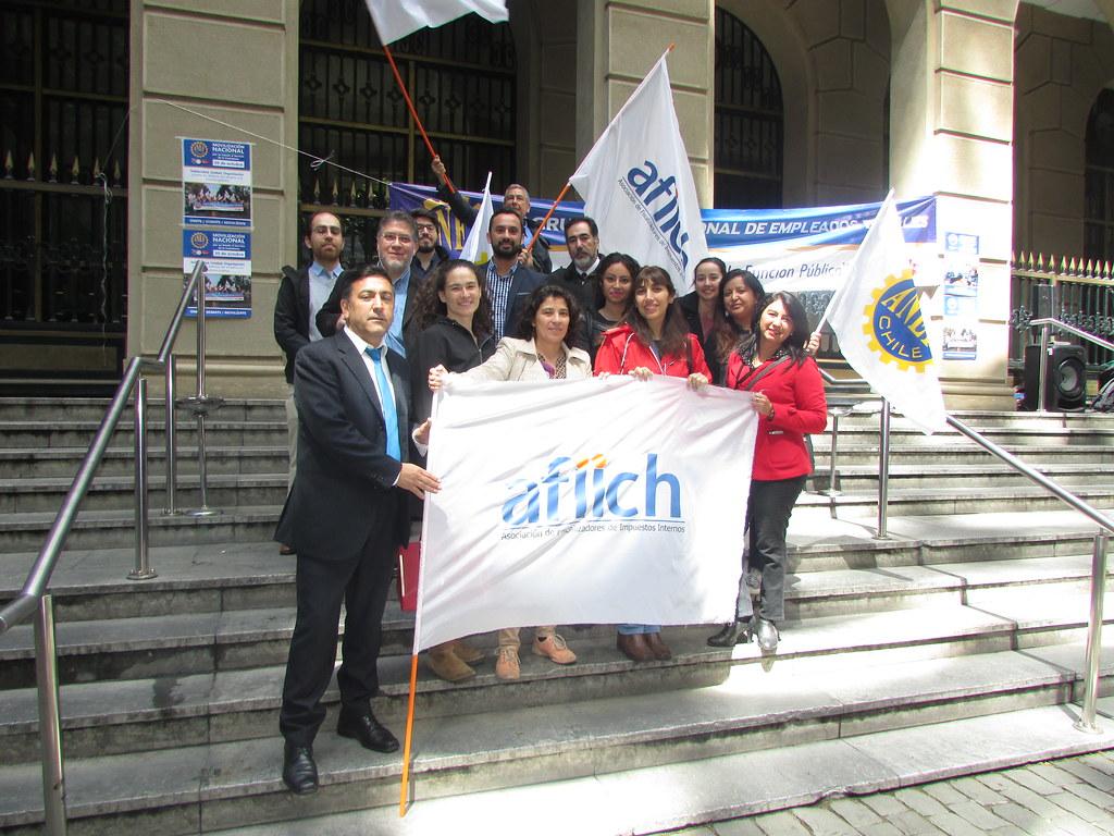AFIICH presente en movilizaciones y paro nacional – Noviembre 2018