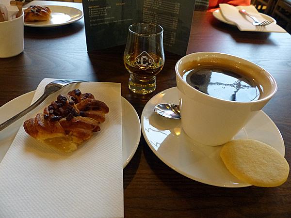 café whisky