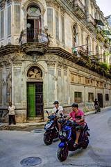 Cuba - Havana - motorcycles