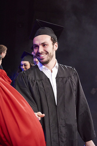 ESCP Europe's Master in Management Class of 2018 Graduation Ceremony