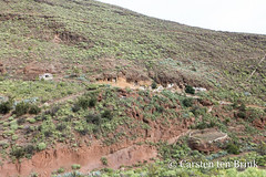 Gran Canaria landscape - with caves