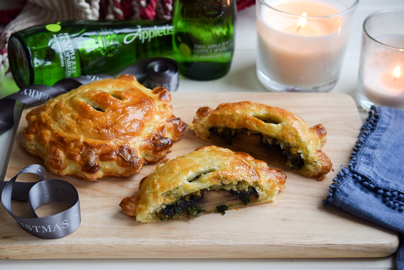 Single Serving Portobello Mushroom Wellington