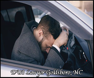 DUI legal assistance in Goldsboro