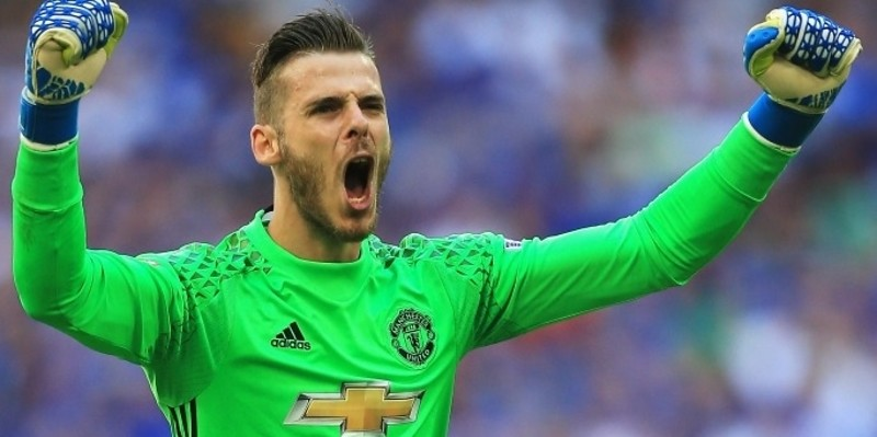 Man Utd memperpanjang kontrak De Gea hingga 2020