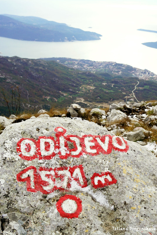 Вершина Одиево