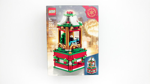 LEGO Seasonal Christmas Carousel (40293)