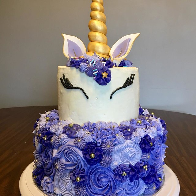 Unicorn Cake by Big Bite Treats
