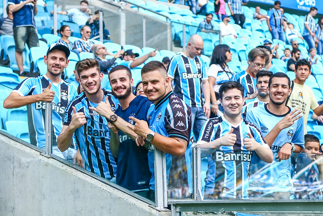Grêmio x Corinthians 02/12/18