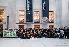 British Museum Stolen Goods Tour 8th December 2018