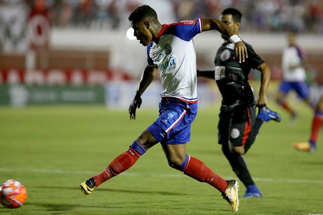 Atlético de Alagoinhas x Bahia - Baianão 2019 por Felipe Oliveira