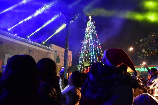 Encendido del Árbol de Navidad Tlajomulco 2018
