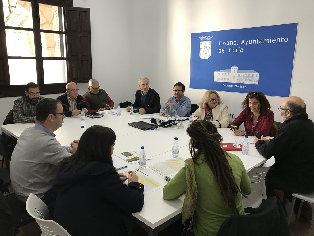 El Ayuntamiento de Coria trabaja con el Grupo Operativo Ecopraderas en un proyecto innovador para la buena gestión en materia de regadío y otros pastos como los de la dehesa